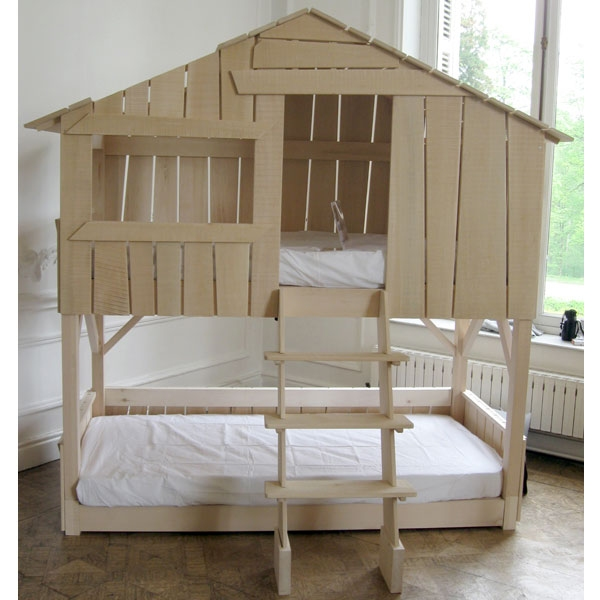 lit mezzanine le moyen de prendre de la hauteur le blog de val rie. Black Bedroom Furniture Sets. Home Design Ideas