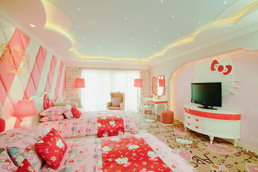 hello kitty chambre jeux - Hello Kitty Chambre Bebe