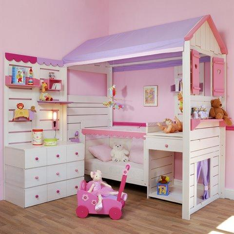 lit enfant fait maison best lit enfant en bois peint chateau illumin with lit enfant fait. Black Bedroom Furniture Sets. Home Design Ideas
