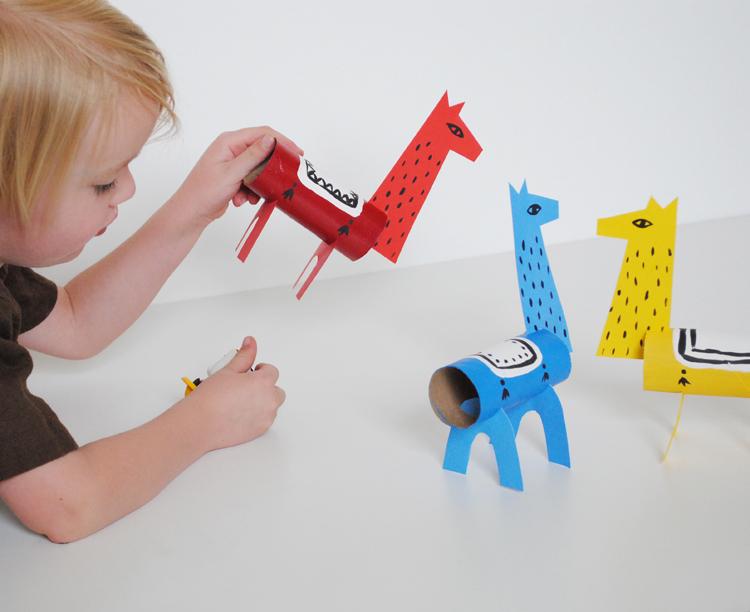 Fabriquer des lamas DIY1