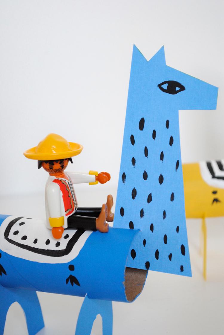 Fabriquer des lamas DIY3