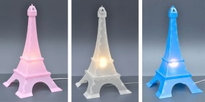 lampe de chevet enfant tour eiffel le blog de val rie. Black Bedroom Furniture Sets. Home Design Ideas