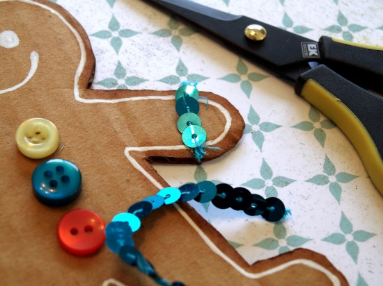 gingerbread man DIY6