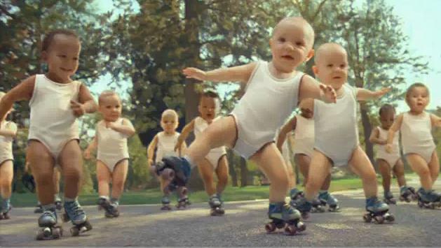bebe-evian roller