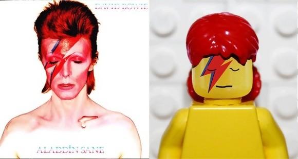 Lego Bowie