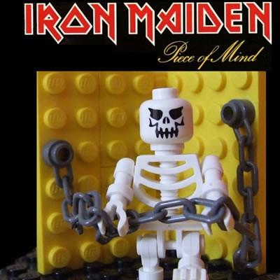 lego Iron Maiden