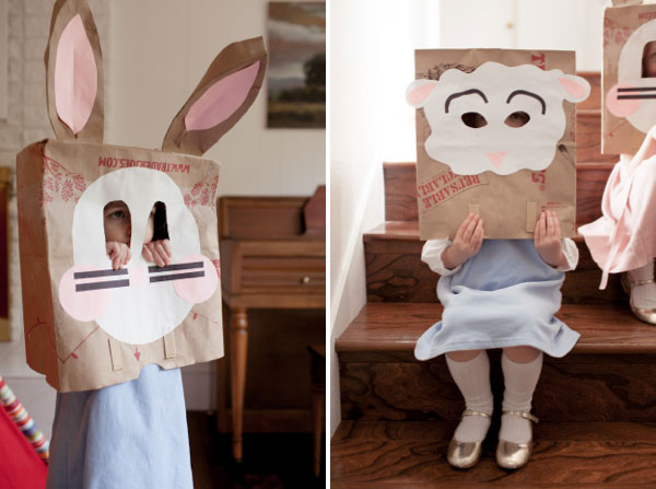 Masque bunny 1