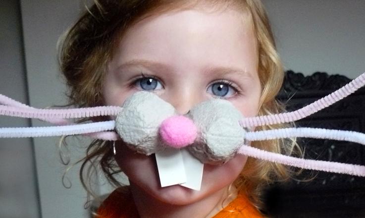 Masque bunny 4