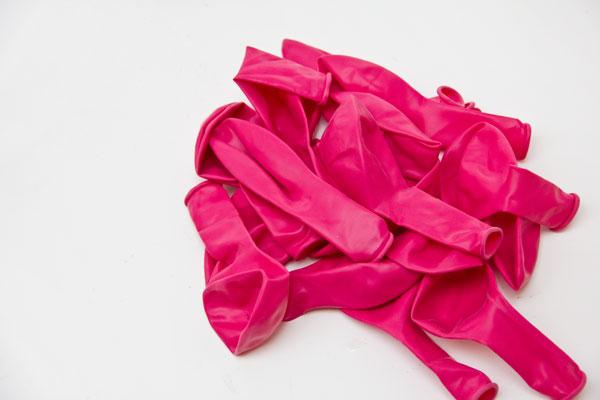 DIY Coeur de ballons1