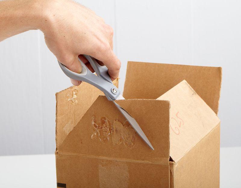 Attractif Comment Faire Une Maison En Carton. Diy Fabriquer Des Meubles Pour  FL85