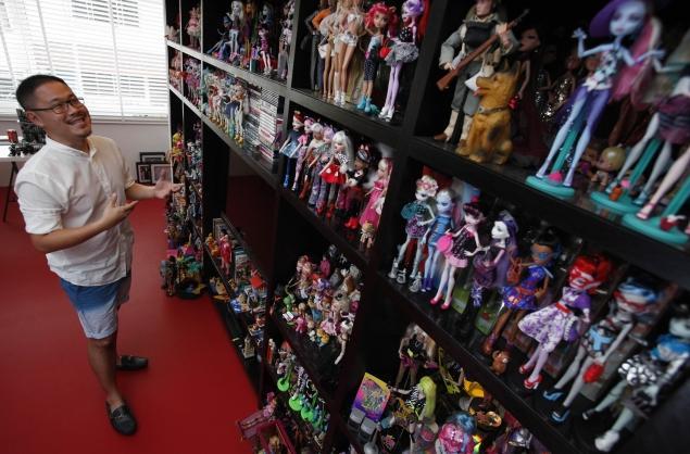 collectionneur de Barbie4